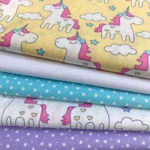 Fat Quarter Bundles 100 Cotton Prettiful Fabrics