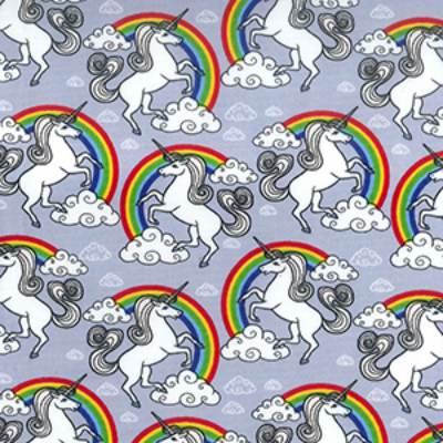CP0710-SILVER Unicorn