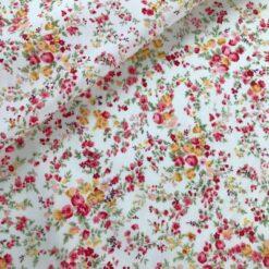Florals 100% Cotton