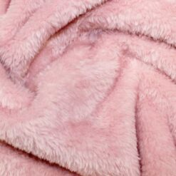 PINK ROSE SUPER SOFT FLEECE