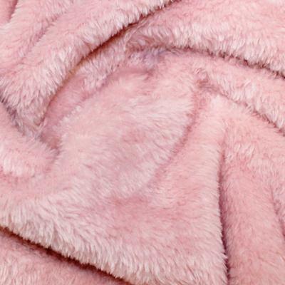 PINK ROSE SUPER SOFT FLEECE